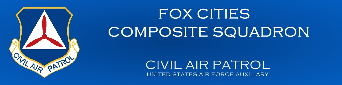 Fox Cities Composite Squadron  Civil Air Patrol